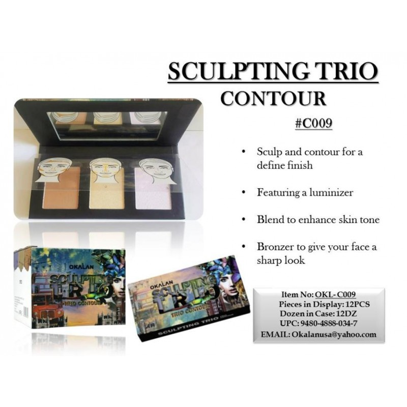 SCULPTING TRIO CONTOUR